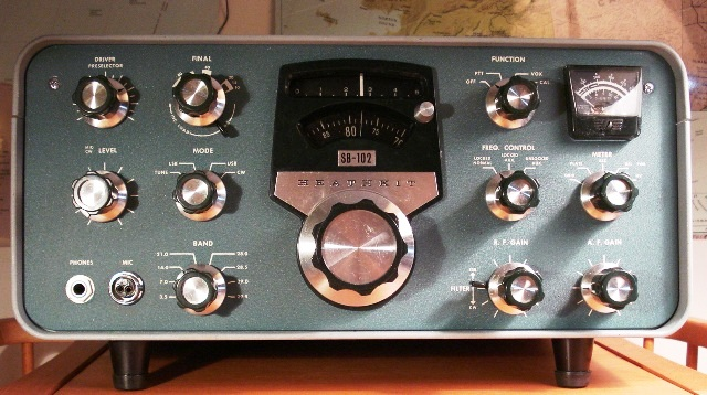 Collecting Heathkit Models Sb 101102 Hw 100101 likewise Viewtopic besides Restorations additionally Schematic Heathkit Hw in addition Heathkit Wiring Diagrams. on heathkit hw 101 transceiver