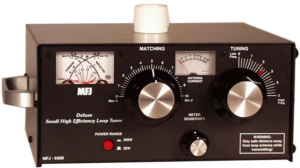 Small Transmitting Loop Tuners from MFJ | https://frrl wordpress com