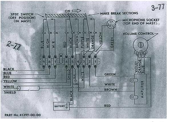d104_5wireschematic?w\=640 astatic 636l microphone wiring diagram road king headlight wiring astatic 636l microphone wiring diagram at highcare.asia