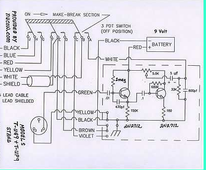 Astatic D104m6b Wiring Diagram - Wiring Diagram M9 on