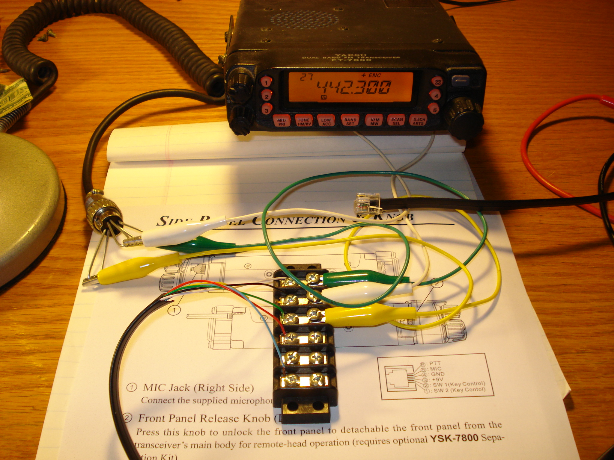 Motorola Radio Mic Wiring - Schematics Online on